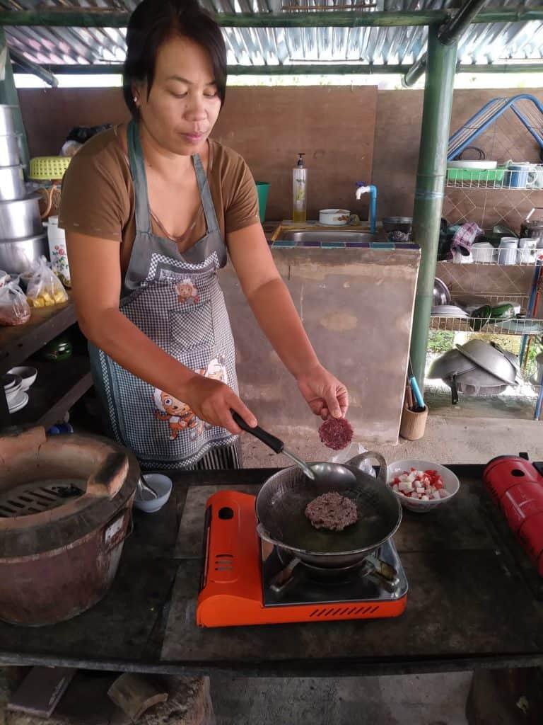 Myo Myo cooking class