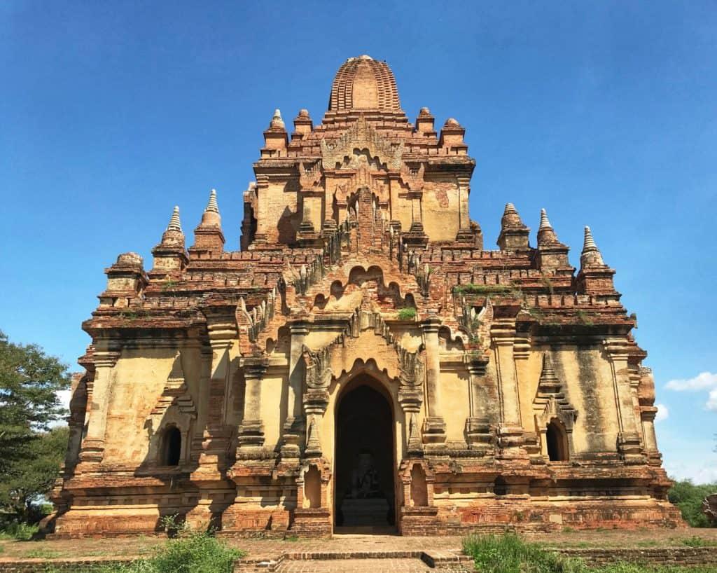 Buddist Temple Bagan, Myanmar