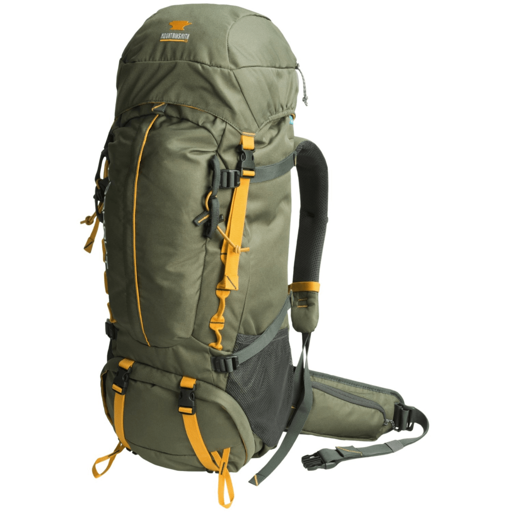 Internal Frame Travelling Backpack