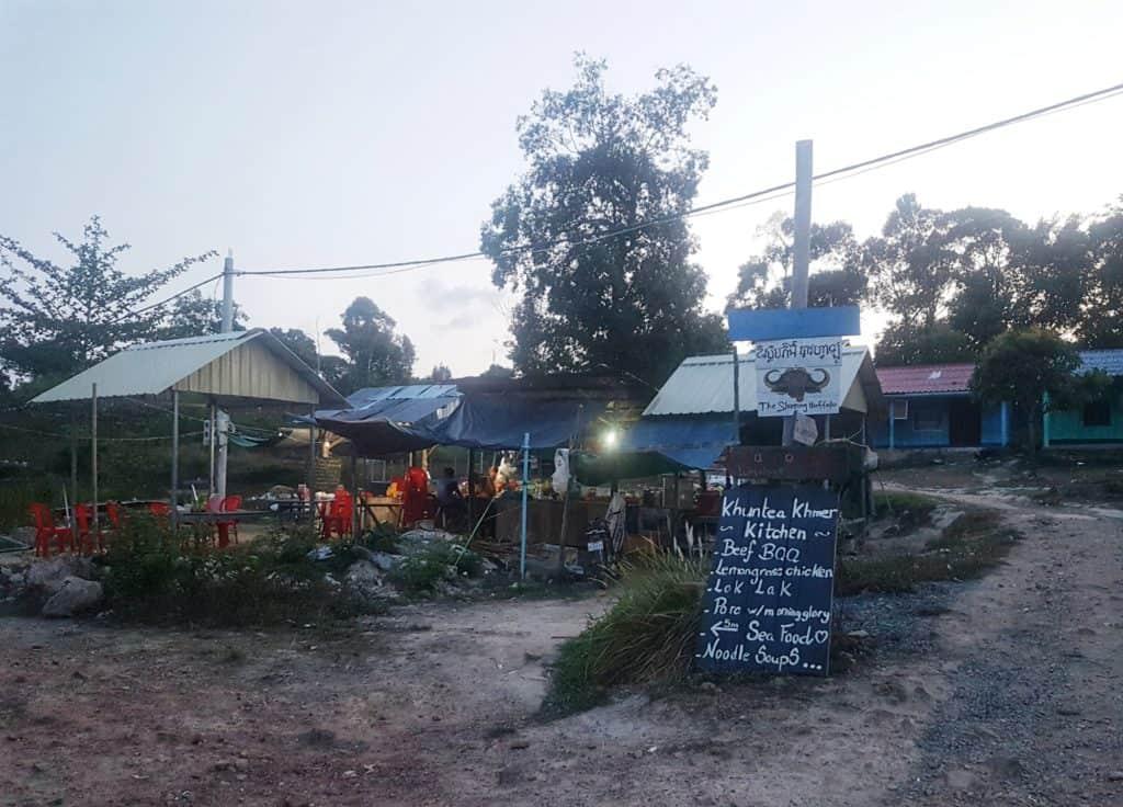 Khuntea Khmer Kitchen, M'Phai Bay