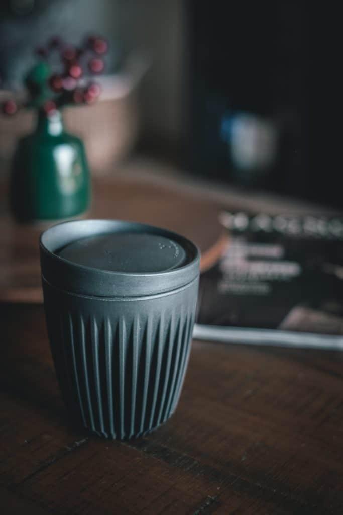 Reusable coffee cup - Credit Daniel Norris